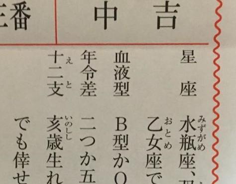 東京大神宮の恋みくじ 中吉も当たる?意味は?