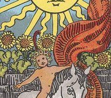 タロット 相手の気持ち 太陽 正位置