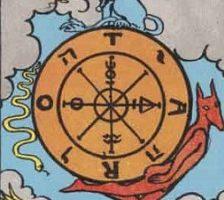 タロット 相手の気持ち 運命の輪 正位置